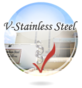 V-Stainless Steel